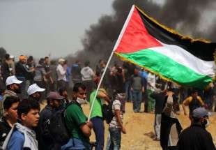 Clashes between Israeli and Palestinians (Photo)