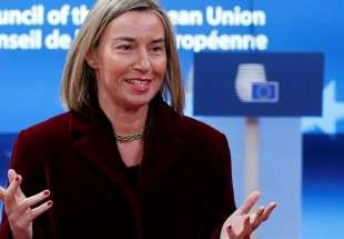 EU says no new sanctions against Iran