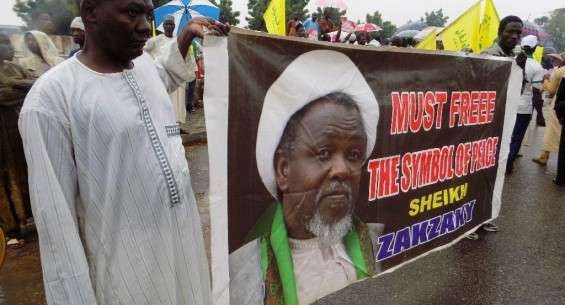 Nigerian police, Shiite protesters clash for second day