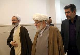 Meeting of committee for conference on role of Shia in promoting Islamic sciences (photo)