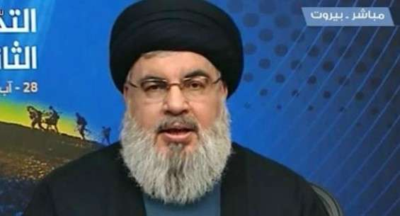 Nasrallah hails Hezbollah defense of southern Lebanon against Israeli aggression