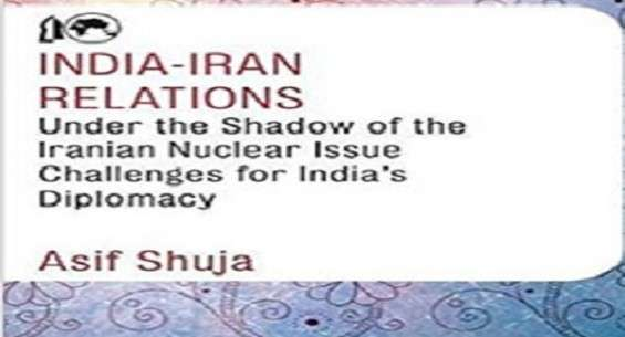 Book on Iran-India nuclear ties released