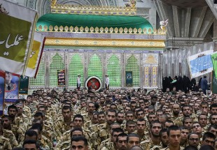 Iran's Armed Forces staffs renew vows with objectives of Imam Khomeini (RA) (photo)