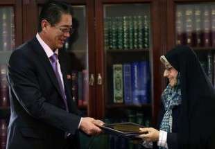 Iran, North Korea sign MoU so as to enhance bilateral coop.