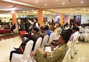 "Seminar on ""Quds Capital of Palestine"" mounted in Islamabad, Pakistan (Photo)"
