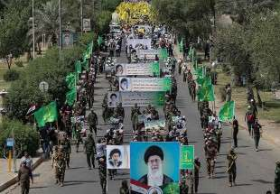 Intl. Quds Day rallies in provinces across Iraq (Photo)