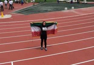 Arani wins first medal at 18th Asian Junior Athletics C'ships