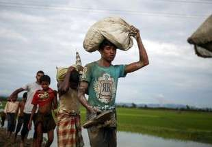 Death toll of Rohingya from monsoon rains rises to 3