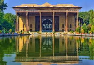 Study details architecture of water supply in Isfahan's chehel Sotoun