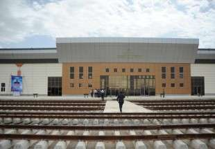 Iran, Russia start electrifying rail route