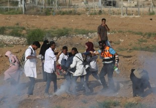 At least 181 journalists hurt covering Gaza rallies