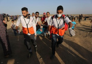 136th Palestinian killed as Gaza protests against Israel enter 4th month
