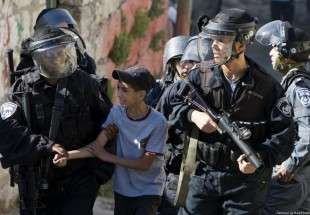 Israel arrested 651 Palestinian children since start of 2018