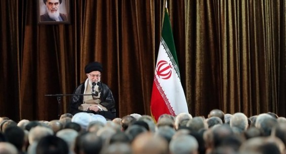 S.Leader receives Iranian ambs., heads of missions abroad