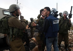 21 Palestinian journalists detained in Israel jails