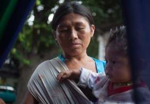 Two million risk hunger after drought in Central America