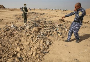 Mass graves of Daesh commanders found in Iraq's Nineveh
