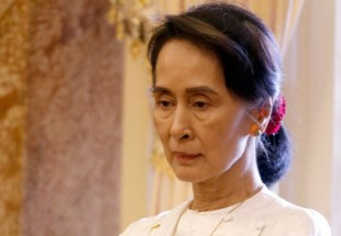 Canada strip's Suu Kyi of citizenship as 'accomplice of genocide'