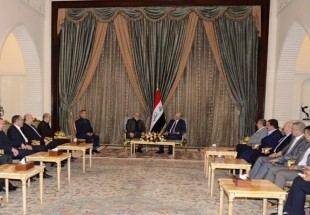 Iraq eagers to extend ties with Iran