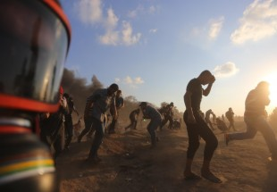 7 Palestinian protesters killed in Gaza