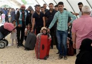 Fresh batch of refugees return to Syria from Lebanon