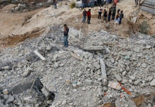 Israel demolishes 9 Palestinian structures in West Bank