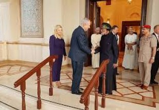 Netanyahu visits Oman expanding ties with Persian Gulf Arab states