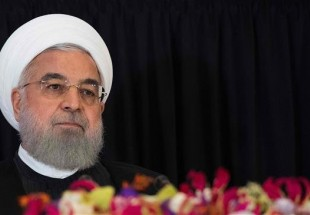 Rouhani warns about dangers posed by Washington's unilateralism