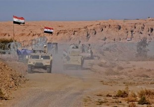 Iraq sends reinforcements to border amid flare-up of fighting in Syria