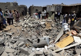 Four Yemenis including child die in Saudi air raids
