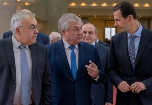 Syrian President discusses constitutional committee with Russian delegation