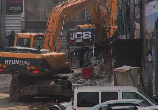 Israel demolishes 16 Palestinian structures in Shuafat camp