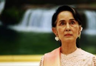 Aung San Suu Kyi to be stripped of freedom of Paris award
