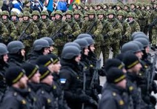 Moscow concerned as NATO builds up forces along border