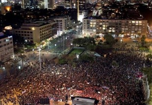Israeli woman hold mass rallies to protest rising violence against women