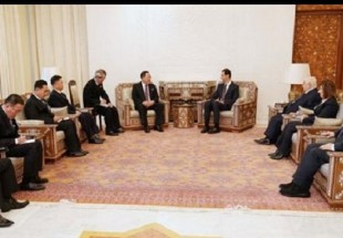 Assad: Steadfastness of independent states can restore balance to international arena