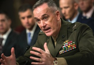 Top US officer stresses necessity of US presence in Afghanistan