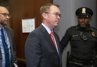 Mick Mulvaney not ruling out military action in Venezuela