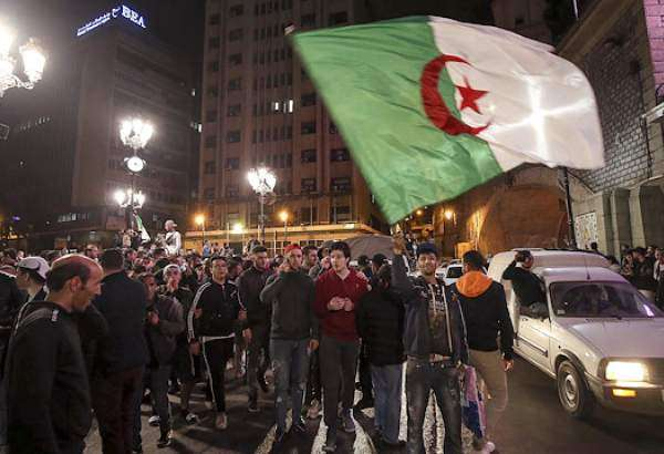 Thousands stage fresh anti-Bouteflika protests in Algeria