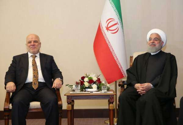 Rouhani places stress Iran, Iraq roles in region