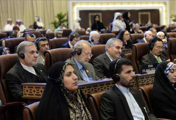 "Iran's Parliament speaker, Ali Larijani attended Inter-Parliamentary Union meeting in Doha (photo)  <img src=""/images/picture_icon.png"" width=""13"" height=""13"" border=""0"" align=""top"">"