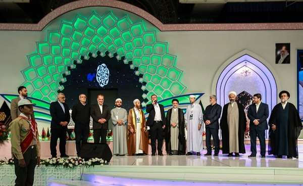 "Closing ceremony of 36th International Qur'an competition, Tehran (photo)  <img src=""/images/picture_icon.png"" width=""13"" height=""13"" border=""0"" align=""top"">"