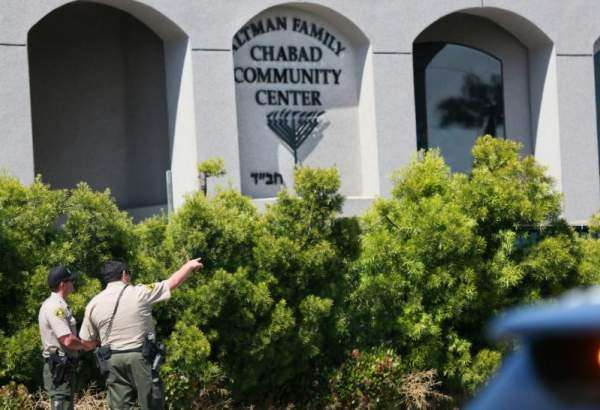 One killed, three injured in teenage shooting California synagogue