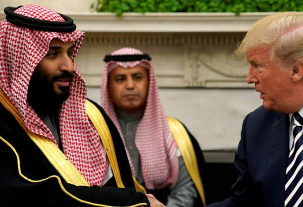 Defying Congress, Trump sets $8 billion-plus in weapons sales to Saudi, UAE
