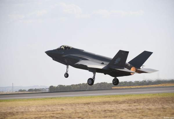 Pentagon: Turkish F-35 pilots no longer flying at US base