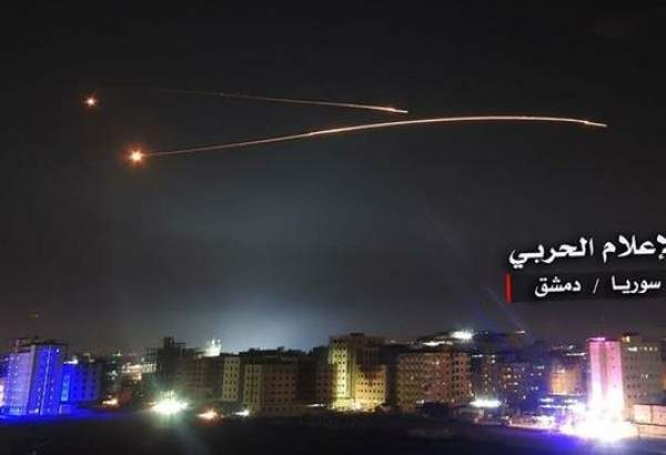 Syrian forces intercept Israeli missiles in Dara'a