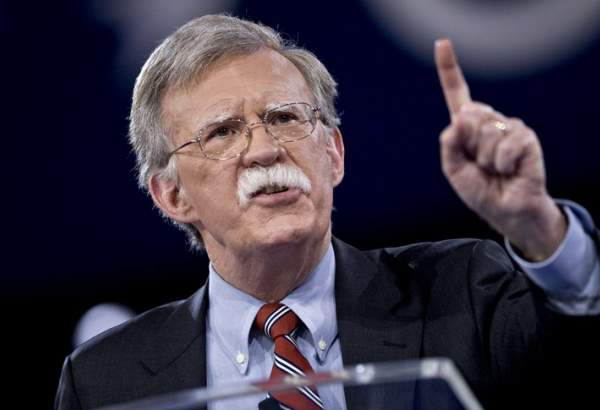 Bolton slams foreign countries over discord in Trump administration