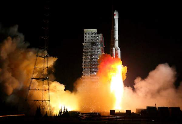 China launches new navigation satellite challenging US