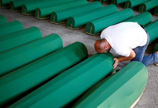 Dutch court upholds partial liability in Srebrenica genocide