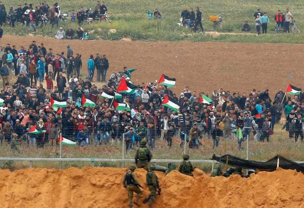 Four Palestinians shot dead by Israeli forces near Gaza fence